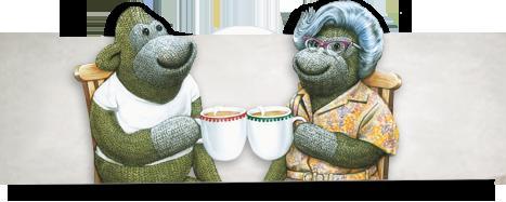 Free Assorted Oliver Bonas Mugs, Tea Towels, Tea Pots, Cups etc from PG Tips