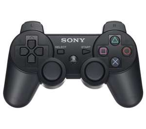PS3 - Dual Shock 3 Controller (Black) £27.99 @ Sainsbury's Entertainment