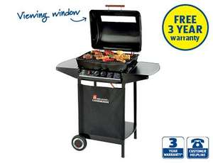 Landmann 2 burner Gas barbecue £49.99 @ Aldi from Thursday 23rd May
