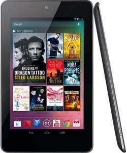 ASUS GOOGLE NEXUS 7 INCH 3G TABLET - 32GB (Manufacturer refurbished) £183.20 @ Argos ebay