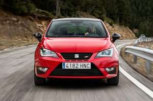Seat Ibiza Cupra £14831.22 @ DriveTheDeal (Xenons, LEDs, Climate, 180ps, 0-60 6.9s, Paddle Shift 7sp DSG)