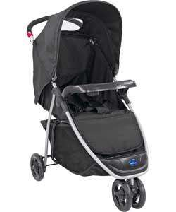 Babystart Ria 3 wheeled pushchair in Black  £39.99 @ Argos