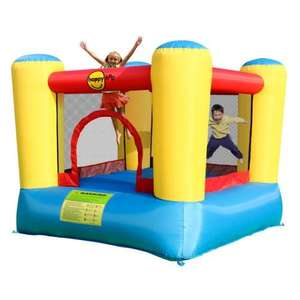 Smyths Toys - Air Flow Bouncy Castle - £59.99 (incl 20% discount & free p&p)