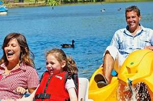 Family Day Pass to action-packed Primrose Valley Holiday Park –  £10 @ dealmonster