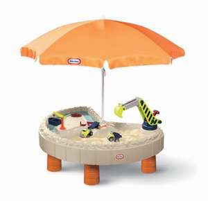 Little Tikes Builders Bay Sand and Water Table for £93.00 @ ASDA Direct