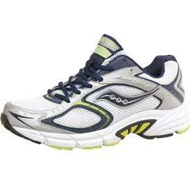 Saucony Mens Grid Prestige Running Shoes White/Blue/Citron was £59.99 now £19.99 @ Mandm Direct plus £3.99 p&p