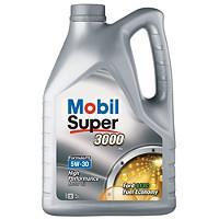 Mobil Super 3000 X1 Formula FE 5W-30 Oil 5L  £20.99 @ Halfords