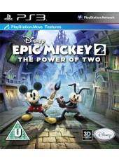Disney Epic Mickey 2 - The Power of Two (PS3) - £9.99 @ The Game Collection