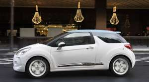 Citroen DS3 1.6 THP 16V 155 DSport 3dr £13894 or DSport Plus £14,435 @ DriveTheDeal (LEDs, A/C, 48.7 mpg, 155 bhp, 0-60 7.3s)