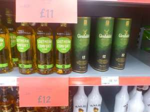 Glenfiddich Scotch Whisky 350ml £12 in Asda down from £17