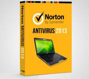 Norton Antivirus 2013 (1 PC/1 Year) £5.49 Direct from Norton!
