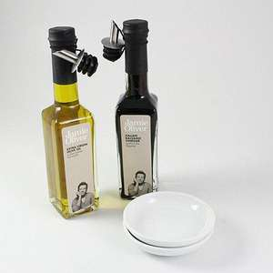 Jamie Oliver oil and pourer set RRP £20 NOW £4.32 (Debenhams)