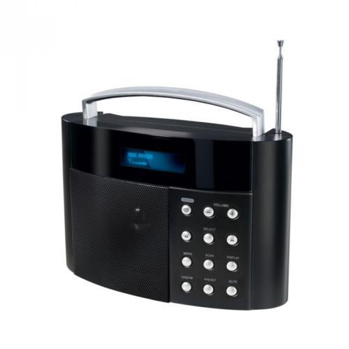 ASDA DAB Radio - Black for £15.00 with code @ direct.asda.com