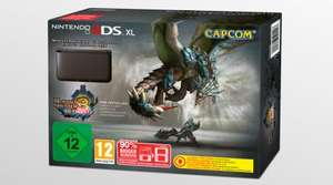 3ds xl Monster Hunter and Fire Emblem console bundles £159.99 in store and online at Game