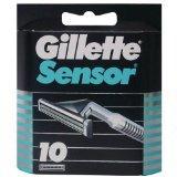 Gillette Sensor - 10 Blades - 75% off - Sainsburys - £2.50