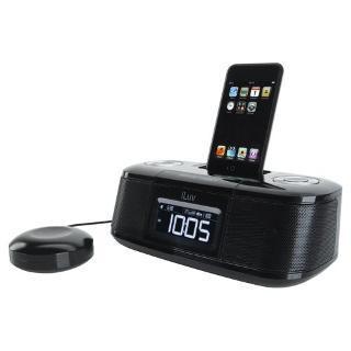 iLuv iMM153blk clock radio with iPod dock Black, LCD display £24 @ Tesco
