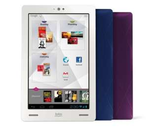 "Kobo Arc 7"" Android Tablet - Dual Core 1.5GHz, 1GB Ram - £129.99 @ WHSmith"