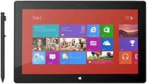 Get the new Surface Pro + 4% cashback - £690.24 @ Microsoft Store