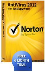 Norton Antivirus 2012/13 6 Months FREE!