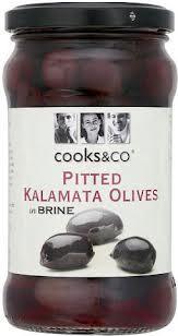 Cooks & Co Pitted Kalamata Olives (290g) £0.79 @ B&M Instore (Hucknall, Nottingham)