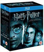 Harry Potter box set,blu ray, blockbuster online - £15.71