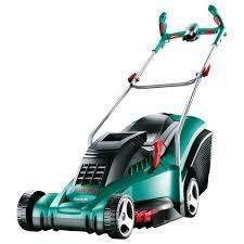Bosch Rotak 370 Ergoflex Lawnmower £99 at B&Q