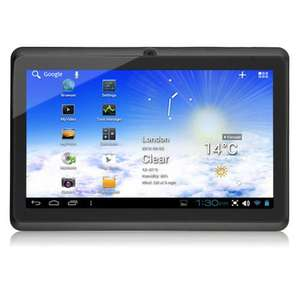 "NEW 7"" CAPACITIVE MULTI TOUCH ANDROID 4.0 ALL WINNER A13 TABLET £46.95 delivered (ebay sold byuniversalgadgets01)"