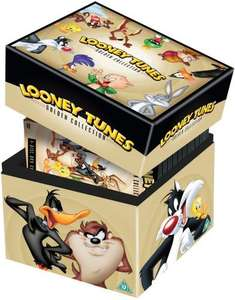 Looney Tunes - The Complete Golden Collection (Volumes 1-6) [DVD] £7.00 Delivered @ Amazon