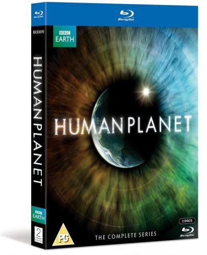 Human Planet Blu Ray £10.25 @ Amazon