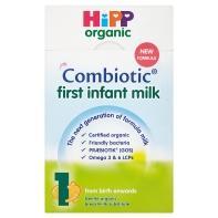 Hipp Organic Combiotic baby milk £1.38 @ Asda