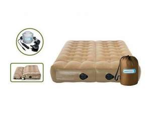 Aerobed Active Dual Zone Double Airbed £58.49 Pricematch @ GoOutdoors Instore