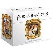 Friends - Series 1-10 - Complete Box Set £33.71 @ Blockbuster online