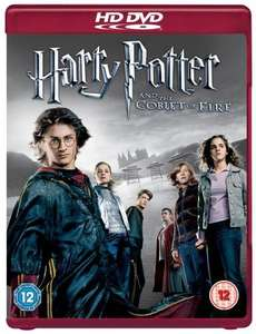 Harry Potter And The Goblet Of Fire [HD DVD] £1.27 @ Amazon