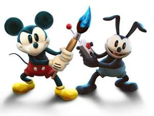 Epic Mickey Power of Two - Xbox 360/PS3 - £9.99 @ HMV
