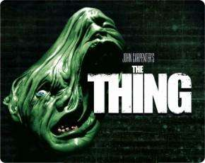 The Thing Blu-Ray [Universal 100th Anniversary Edition Steelbook] £7.99 + Free Delivery @Sainsburys Entertainment.co.uk
