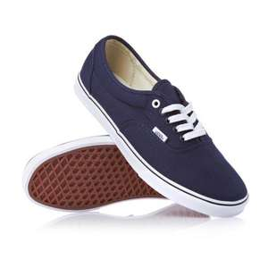 VANS Era Navy trainers + Socks £27 delivered @ Zalando