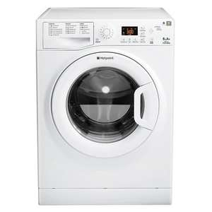Hotpoint Futura WMFG631P Washing Machine, 6kg Load, A+ Energy Rating, 1300rpm Spin @ John Lewis - £249