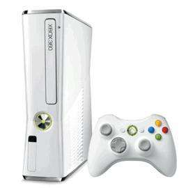 Xbox 360 4GB SLIM Console (White) with Forza Essentials, The Elder Scrolls V: Skyrim & 1 month Xbox Live Gold Membership £129.99 @ Game