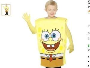Spongebob costume £8.75 delivered @ Amazon/Wild Nights. Was £24.99