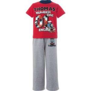 Thomas t shirt and joggers £2.99 4 sizes Argos