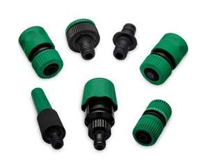 Assorted Hose Connectors £0.99 each @ Aldi