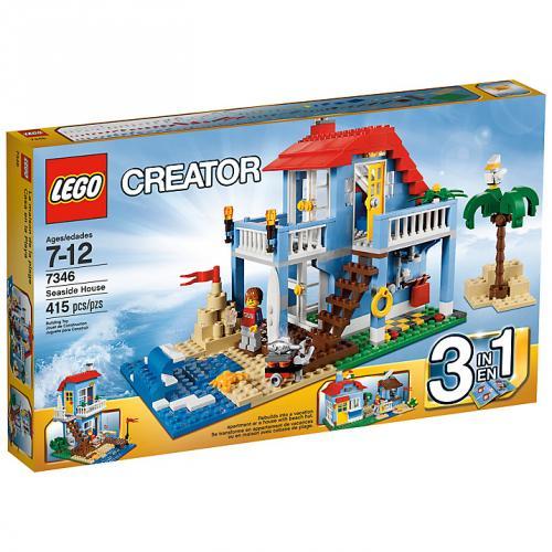 Lego Seaside House 7346 £26.97 @ John Lewis