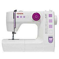 Toyota FSL18 Sewing Machine, £87.28 Delivered @ Sainsburys