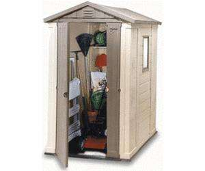 Keter Apex Plastic 4 x 6 Shed £252.00 @ Tesco Direct