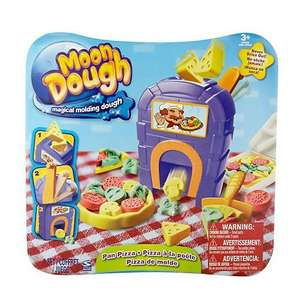 Moon Dough pan pizza moulding dough set £4.32 @ Debenhams