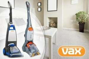 Vax Carpet Cleaner from £55 @ Groupon