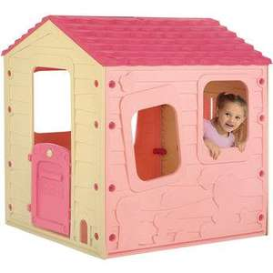Sizzlin' Cool Meadow Cottage (Pink OR Yellow) £40.00 Delivered @ Toys R Us