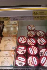 Haagen Dazs Belgian Chocolate 500ml tubs only £1.11 instore @ tesco