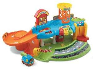Vtech Toot Toot Driver Garage £23.99 Delivered @ Amazon
