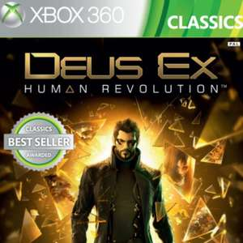 Deus Ex Human Revolution for Xbox 360 ONLY £9.85 @ shopto.net
